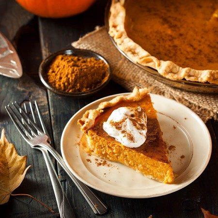 Image of Classic Pumpkin Pie