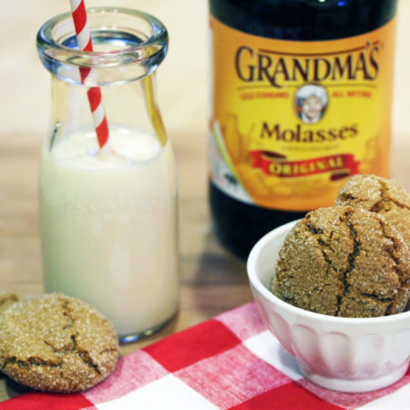 Image of Gluten-Free Chewy Ginger Cookies