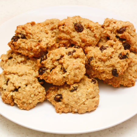 Image of Molasses Oatmeal Cookies