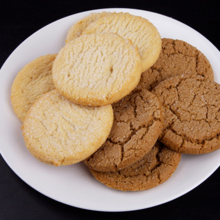 Image of Old Fashioned Soft Molasses Cookies