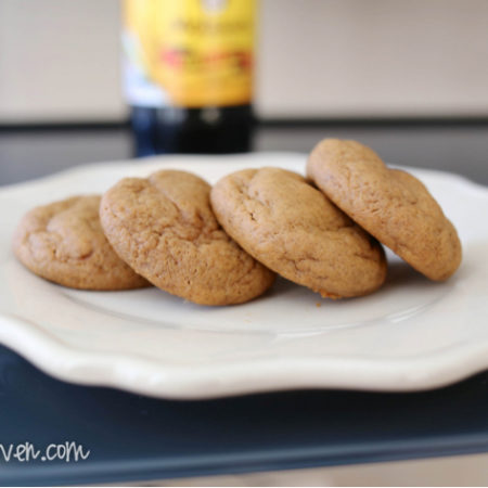 Image of Soft and Spicy Molasses Cookies