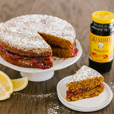 Image of Southern Molasses Cake